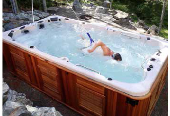 Swim Systems Calgary Alberta Paradise Bay Hot Tubs
